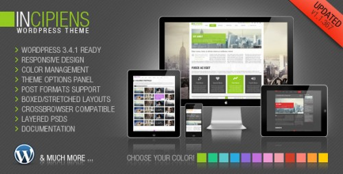 24_Incipiens Responsive Portfolio Wordpress Theme