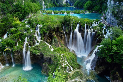 2_Plitvice Waterfalls
