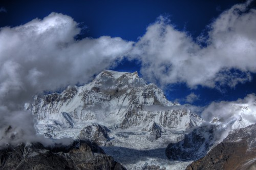 47_Everest From 4th Lake