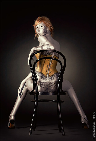 4_Body Painter & Art