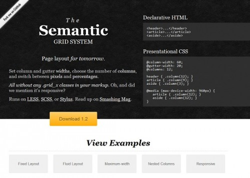 10_Semantic Grid System