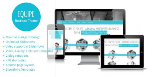 13_Equipe - Responsive Business Wordpress Theme