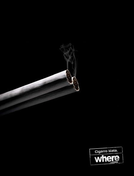 15_Where Magazine - Smoking kills