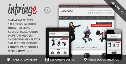17_Infringe - Responsive Business & Corporate WP