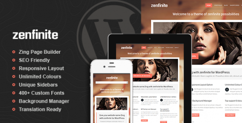18_Zenfinite - Responsive Business Theme