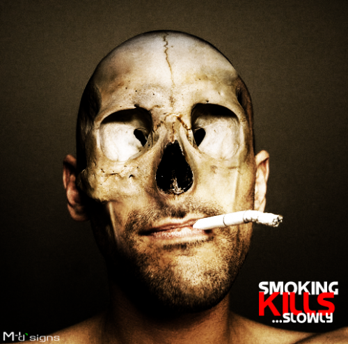 24_Smoking Kills Slowly