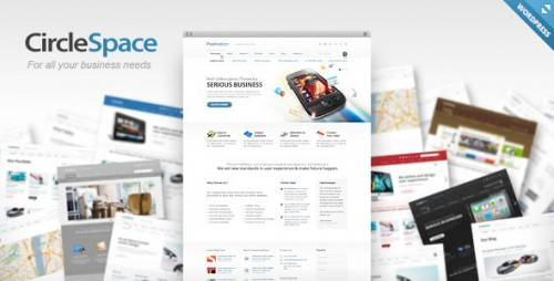 28_CircleSpace - WordPress Business Theme