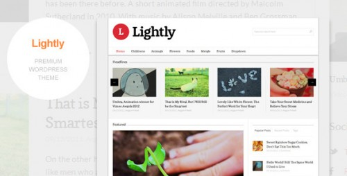 28_Lightly - Magazine WordPress Theme