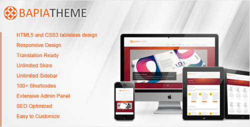 30_Bapia - Responsive Business WordPress Theme