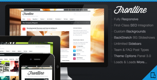 31_Frontline - Responsive Business, Agency WP Theme