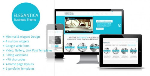 33_Elegantica - Responsive Business Wordpress Theme