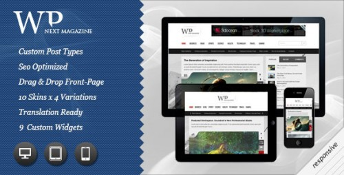 36_Next Responsive WP Magazine