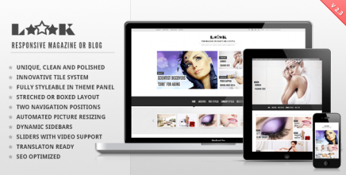 38_Loook - Responsive Magazine or Blog