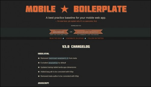45_Mobile Boilerplate