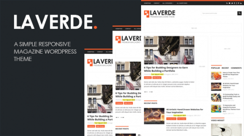 4_Laverde - A Responsive Magazine WordPress Theme