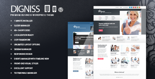 5_Digniss - WordPress Responsive Business Theme