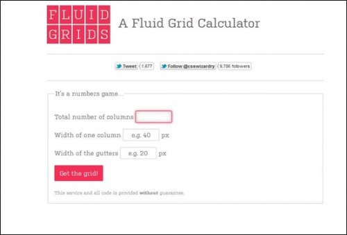 7_A Fluid Grid Calculator