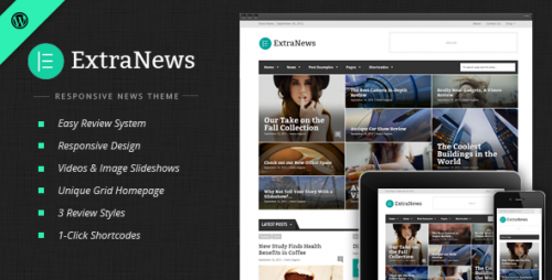 7_ExtraNews - Responsive News and Magazine Theme