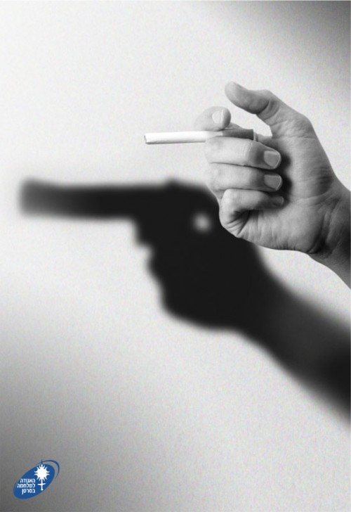 9_Anti-smoking - Gun