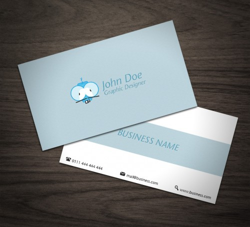 100_Business Card