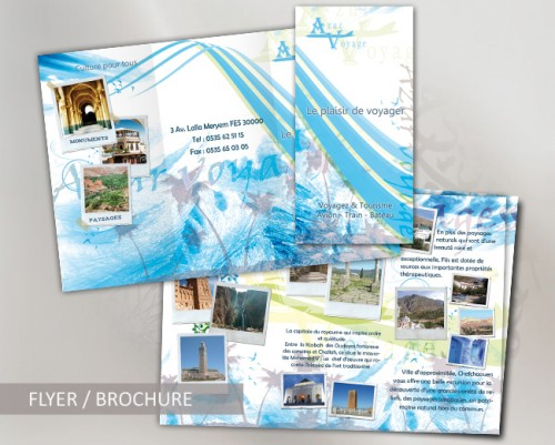 13_Brochure Travel Agency