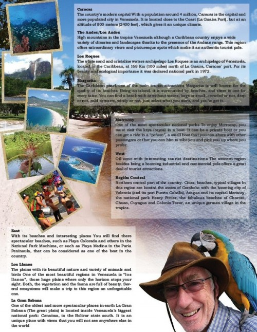 20_Venezuela Travel Brochure