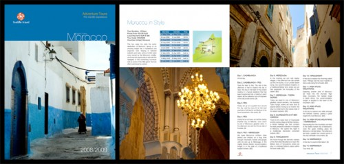 23_Travel Brochure
