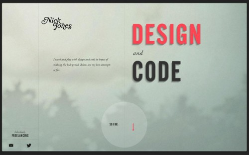 28_Nick Jones, Design + Code