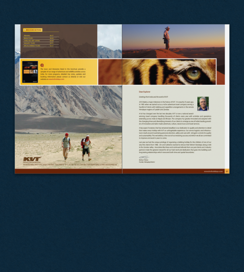 34_Adventure Travel Brochure