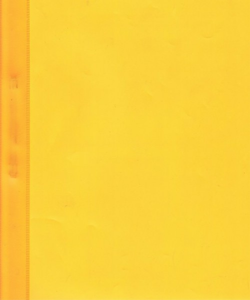 43_Yellow Cover