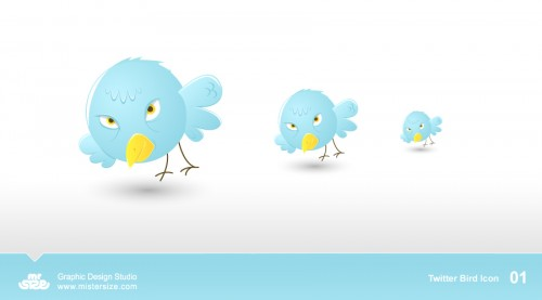 48_Twitter Bird Icons 01