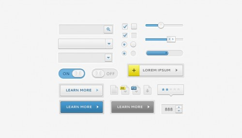 60_Sleek UI Elements
