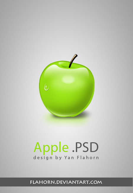 66_Apple PSD