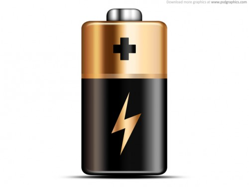 82_Battery Icon (PSD)