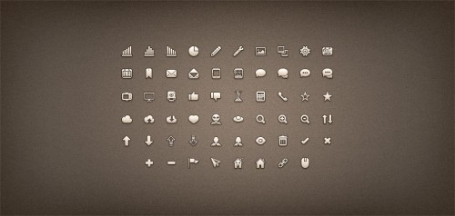 87_Premium Pixels Icon Set