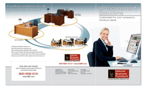 11_eProcurement Solutions Tri-Fold Brochure