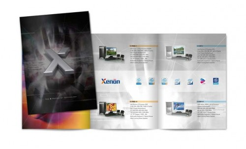 6_Xenon Brochure Design