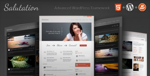 13_Salutation - WordPress, BuddyPress Theme
