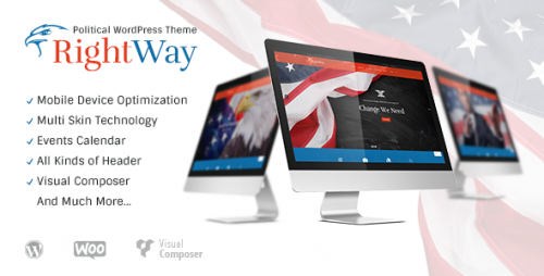 Right Way - Political WordPress Theme