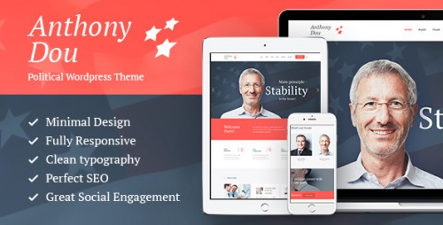 Unite - Political & Social WordPress Theme