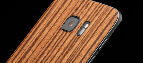 Protect the Galaxy S7 Edge with a Skin as Unique as You Are