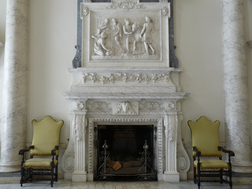25 stunning fireplace mantel shelf ideas designcanyon