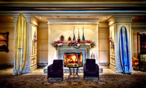 fireplace mantel shelf ideas