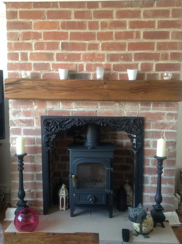 Stunning Fireplace Mantel Shelf Ideas Designcanyon