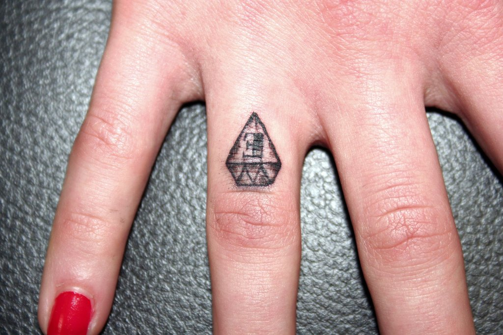 20 Beautiful Ring Finger Tattoo Designs Designcanyon