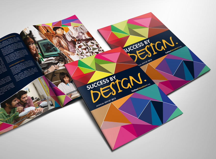 Colorful Brochure Designs