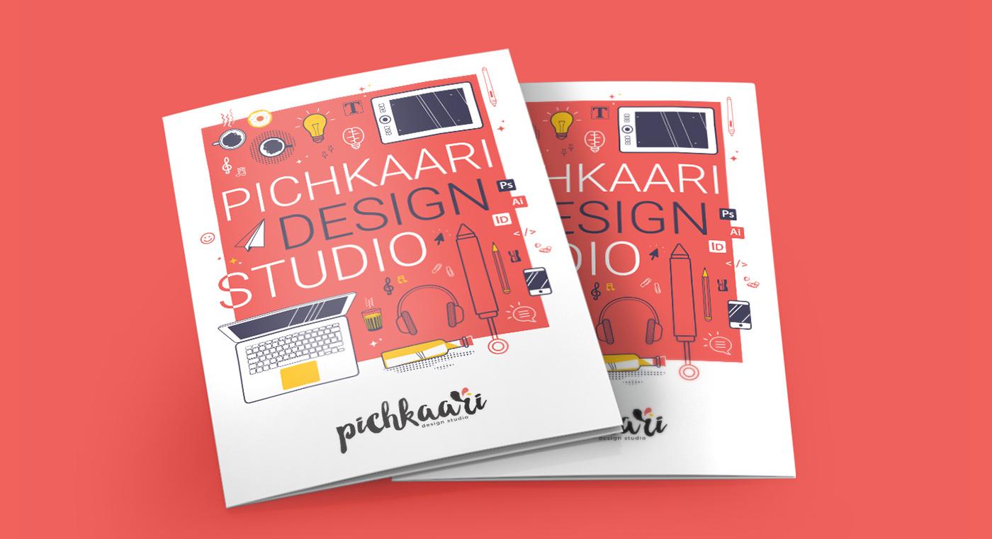 design a pamphlet