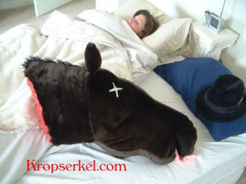14_Horse Head Pillow