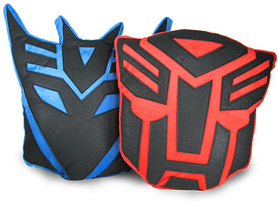 4_Transformers Pillows