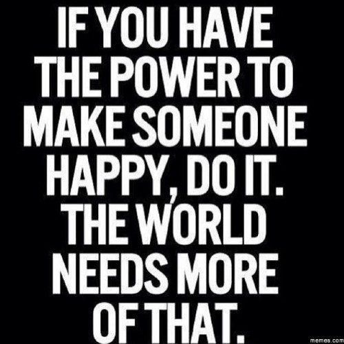 Make Someone Happy